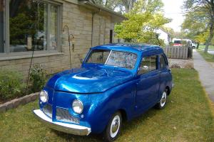 1947 Crosley Sedan Restored