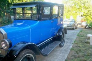 1925 STAR 4 Door Sedan 4 cyl     Antiquie Photo