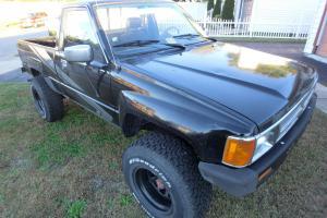 "1985 FJ60 Toyota Land Cruiser - 3.5"" EMU Lift w/ 33"" Off-road Tires"