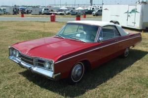 1967 Dodge Polara Convertible Great Running 383 Garage Find! Photo