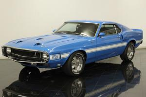 1969 Ford Shelby GT500 Mustang NUMBERS MATCHING 428ci V8 4 Speed DOCUMENTED PS