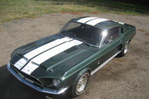 1968 Ford Shelby GT 350 Mustang Numbers matching 302 auto,WATCH VIDEO! Photo