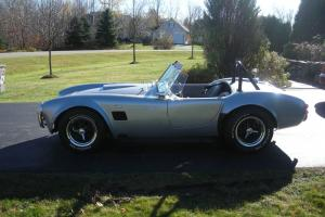 66 AC COBRA Replica Photo