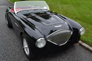 1955 Austin Healey 100. Photo