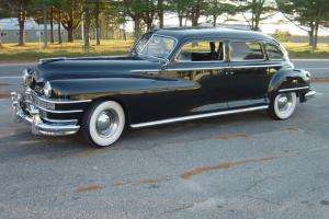 1948 Chrysler Crown Imperial Limousine