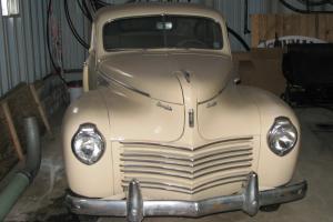 1940 Chrysler Royal 4 door Sedan