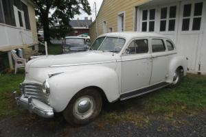 1941 Chrysler Windsor 4 door sedan