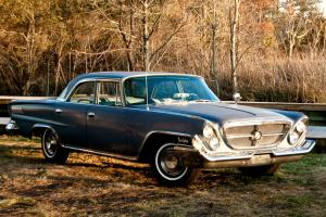 1962 Chrysler New Yorker Sedan Low Mileage Unrestored Driver