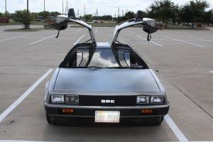 1981 DeLorean DMC 12  Coupe 2-Door Gullwing