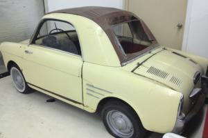 Ultra Rare 1959  Auto Bianchi