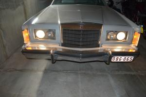 1974 Lincoln Mark IV  54,850 Original Miles