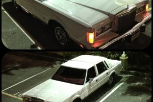 1986 Lincoln Town Car Signature Sedan 4-Door 5.0L