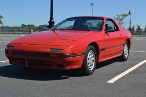 TIME CAPSULE 1987 Mazda RX7 ONLY 76,000 Miles UNMODIFIED CLEAN And ORIGINAL Photo