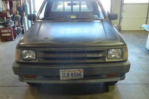 1988 MAZDA B2200 PU