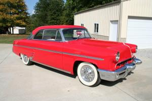 1953 MERCURY 2 DOOR HARDTOP FLAT HEAD 3 DEUCES