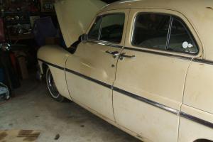 1951 Mercury 5.8 351 Cleveland 12 Volt hot rod rat rod flathead 1949 1950 1932