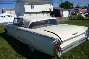 1960 MERCURY CONVERTIBLE