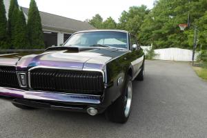 1968 Mercury Cougar Custom 43,000 miles Not Mustang, Camaro, Hot rod, GTO
