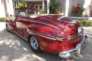 1951 MERCURY COUPE-THOUSANDS SPENT ON RESTO-UNMOLESTED BODY-BUILT FLATHEAD V8!!!