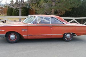 1964 Mercury Monterey Marauder, 390 Auto