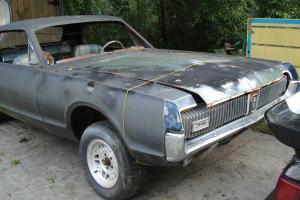1967 COUGAR 289 A CODE PLUS 1967 XR-7 PARTS CAR WITH TITLES