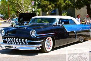 1954 Mercury custom kustom lead sled carson top sreet hot rod 1949 1950 1951
