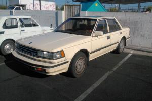1986 Nissan Maxima GL Sedan 4-Door 3.0L