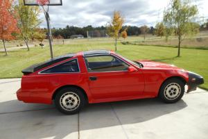 1986 Nissan 300ZX Base Coupe 2-Door 3.0L Photo
