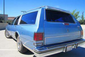 Oldsmobile Cutlas - White Four Door Sedan -Survivor