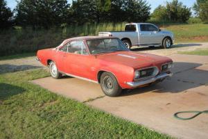 1968 Plymouth Barracuda Base 5.2L