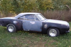 1967 cuda notchback project