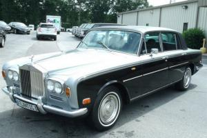 1971 Rolls-Royce Silver Shadow LWB Runs and Drives Great, Transmission Smooth