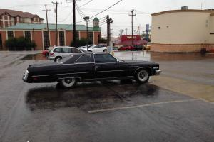 1975 Buick Electra limited, all original, with 101 K miles.
