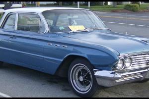 1961 Buick LeSabre Base Hardtop 2-Door 6.0L