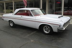 1964 Dodge Polara 440 ci/600 hp turbo engine 4 wheel disc brakes lift off hood