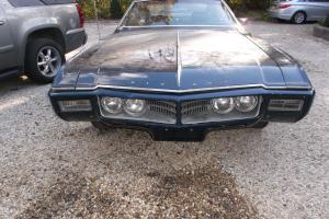 1969 buick rivera blue