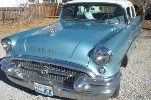1955 Buick Special - 40 Series Sedan -Good Driver -New Paint, Tires - No Reserve