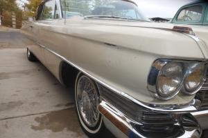 1963 Cadillac deville series 62 convertible,low rider,rat rod,custom ,61,62,65