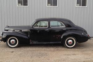 1940 LaSalle La Salle Cadillac Barn Find Car hot rod 1938 1939 1940 V8