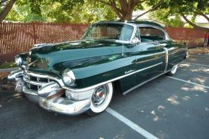 1953 Cadillac 2 door coupe