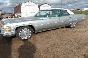 1974 Cadillac 4 Door Hardtop