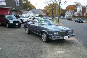 Black Cadillac Coupe Deville