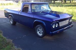 1964 Dodge D100 Pickup HOTROD RESTORED 440 MOPAR 425HP OVER $30K INVESTED