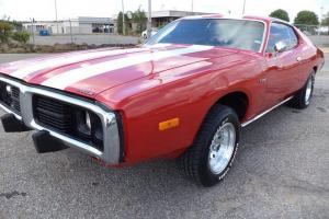 1973 Dodge Charger Factory 318cc, Matching #'s, Cold A/C, New in Every Way