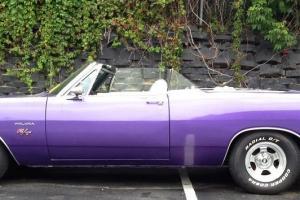 1969 Dodge Polara MOPAR 383 Crate Motor CONVERTIBLE super light NO RESERVE NR