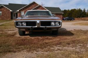 1973 Dodge Charger Base 5.2L