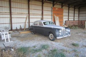 1954 Jaguar Mark VII