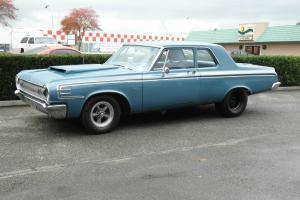 1964 Dodge 2 Door Post Hemi
