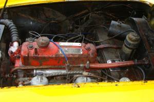 1957 MGA 1500 SERIES ROADSTER, 1489cc ENGINE, MANUAL, RACK & PINION, CLASSIC!