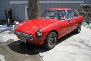 1967 MGB-GT